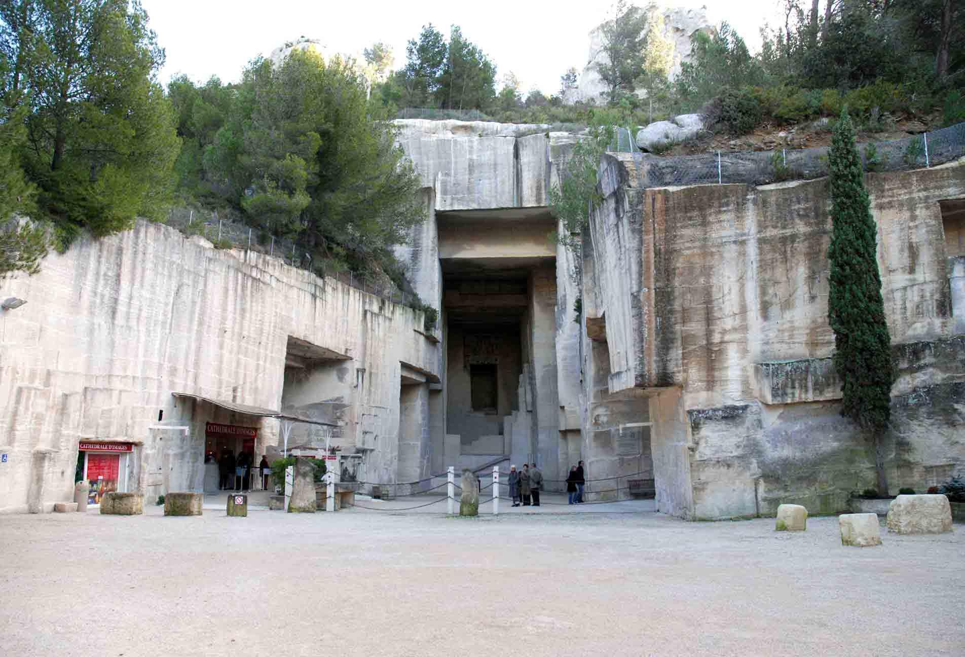Sites Alpilles Et Environs A Visiter